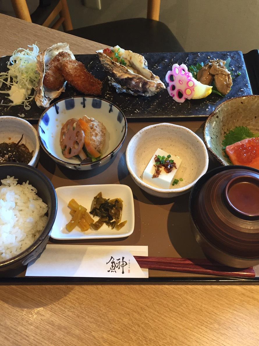 居酒屋 魚神 (うおかみ)