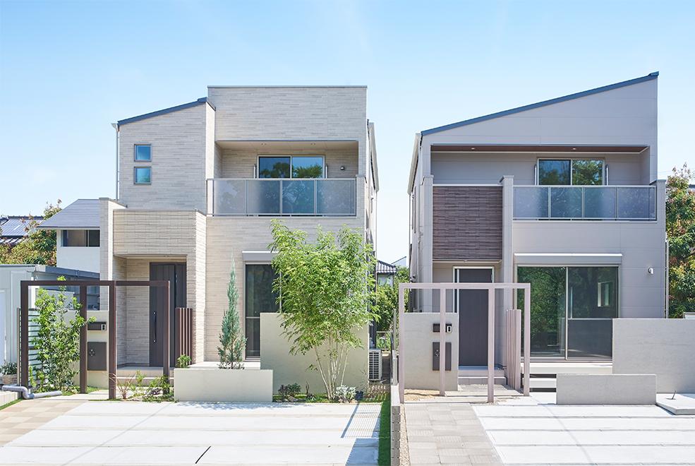 地震に強い 耐震等級3の強い家。