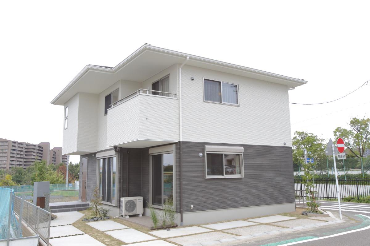 建築条件付土地分譲 みよし市三好丘 (モデルハウス1区画)