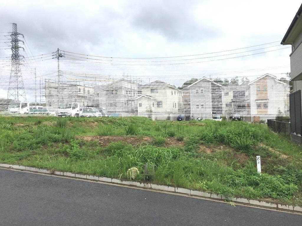 建築条件付土地分譲 徳重東部第二土地区画整理地内