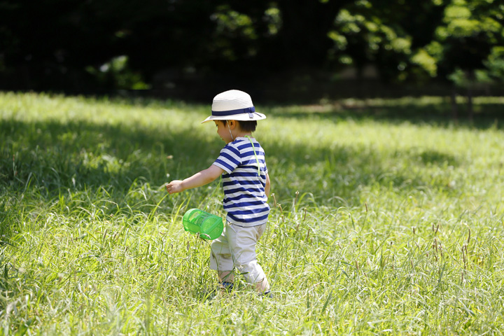 休日には親子でサイクリングで緑区を満喫しましょう。