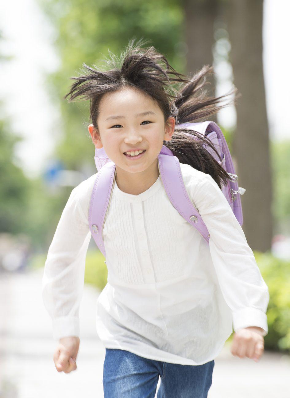 保育園・小学校・中学校が徒歩圏内に併設。だから安心して子供を見送れる
