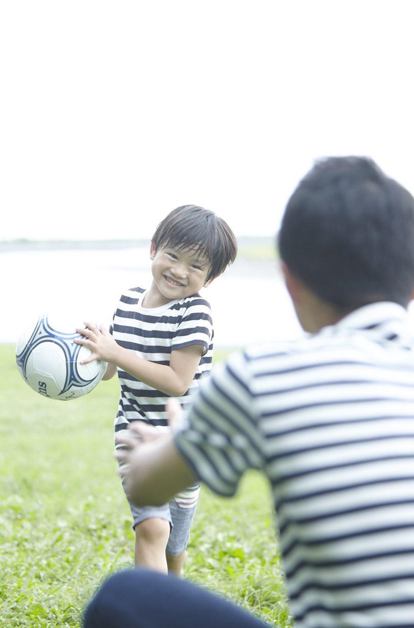 今日はどこの公園で遊ぼうか?そんな会話が自然に生まれる。