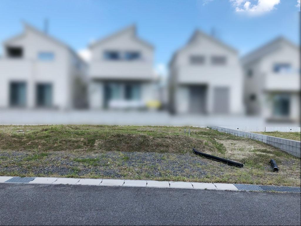 建築条件付土地分譲 諸の木二丁目