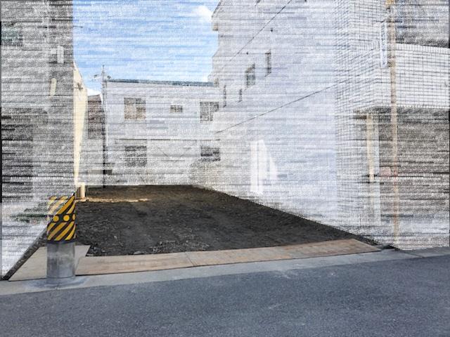 建築条件付土地分譲 西区城西二丁目