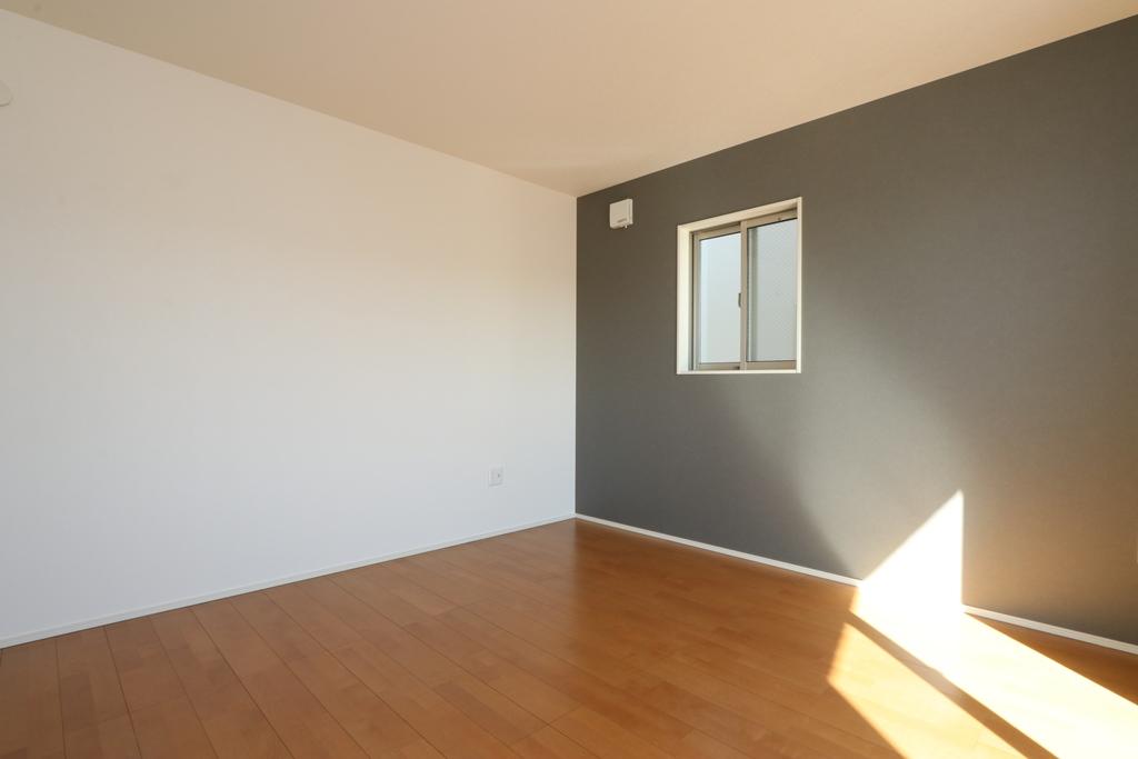 2階のお部屋も広々空間。