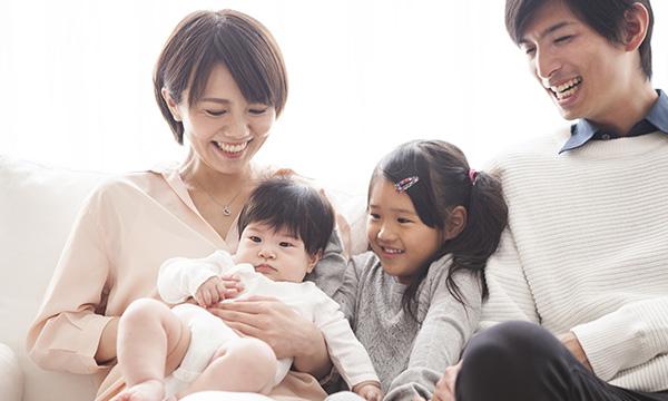 仕事も趣味も勉強も家族のコミュニケーションが自然と増える
